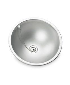 dometic ce02 b325-i, spülbecken, waschbecken für camping, wohnwagen, outdor, 325 mm