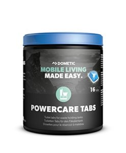 dometic power care tabs 16 stück