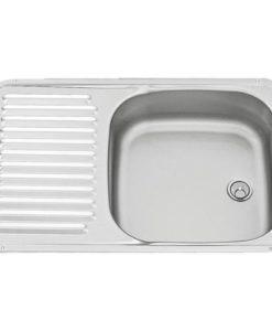 dometic va 936, spülbecken/waschbecken für camping, wohnwagen, outdor, 590 x 370 mm