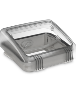 dometic micro heki bügel 280×280 mit zwangsbelüftung – dachhaube dachluke badezimmer bad wohnwagen und wohnmobil