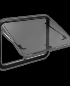 dometic s7p stufenlos verstellbares ausstellfenster mit getönter scheibe